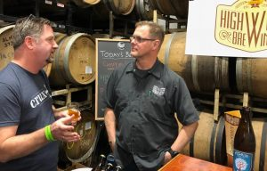 Talking to Highwater Brewery