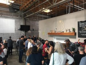 Camino Brewing Opening Day