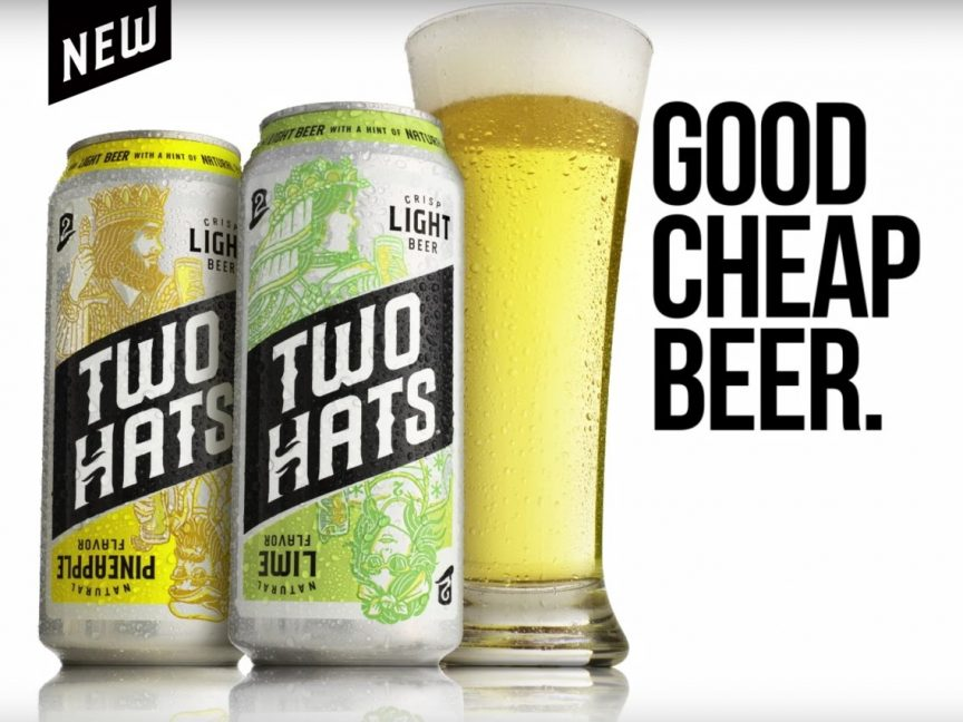 Two Hats Beer